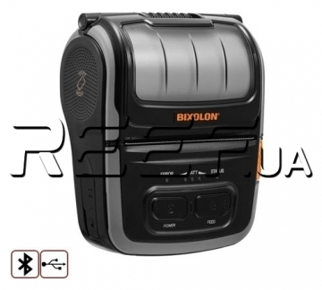 Принтер Bixolon SPP-R310BK (Bluetooth + USB) - 3
