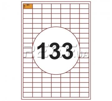 Этикетка A4 - 133 штуки на листе 28x15 (100 листов) - Этикетка A4 - 133 штуки на листе 28x15 (100 листов)