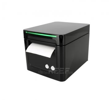 Принтер чеков HPRT TP809 (USB+Ethernet+Serial) (черный) - 1