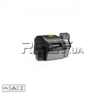 Карт-принтер Zebra ZXP Series 9 - 2