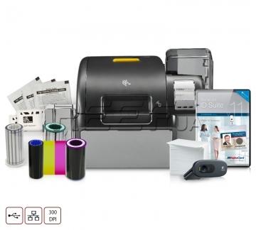 Карт-принтер Zebra ZXP Series 9 - 4