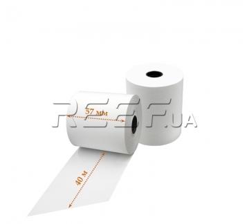 Кассовая лента Tama™ 57мм x 40м - Кассовая лента Tama™ 57мм x 40м