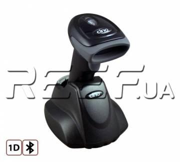 Сканер штрихкода Cino F680BT (чёрный) - 2