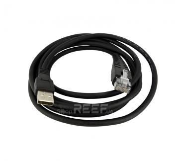 Кабель для сканера CINO USB 1.8 м (CUR01) - Кабель для сканера CINO USB 1.8 м (CUR01)