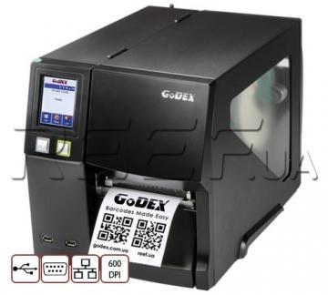 Принтер этикеток GoDEX ZX1600i - 1