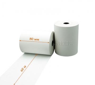 Кассовая лента Tama™ 80мм x 60м - Кассовая лента Tama™ 80мм x 60м
