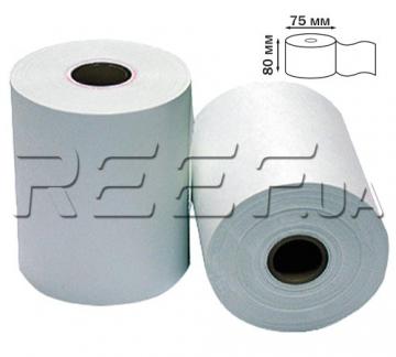Кассовая лента Tama™ 80мм, диаметр 75 мм - 1