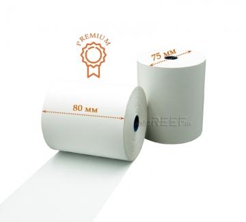 Кассовая лента Tama™ 80мм, (d-75 мм) Премиум - Кассовая лента Tama™ 80мм, (d-75 мм) Премиум