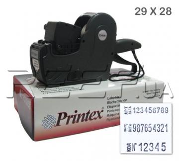 Этикет-пистолет Printex PRO 29x28 - 3