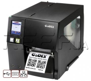 Принтер етикеток GoDEX ZX1200i - 1