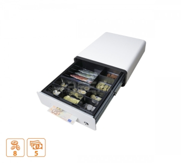 Денежный ящик Maken CX-330W - 1
