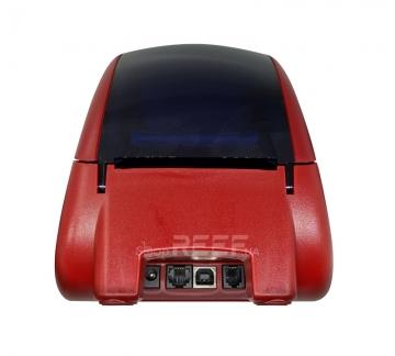 Принтер этикеток и чеков HPRT LPQ58 (красный+чёрный) - 6
