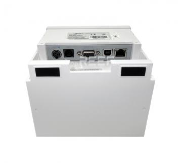 Принтер чеков HPRT TP808 (USB+Ethernet+Serial) (белый) - 5