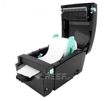 Принтер этикеток GoDEX DT4L (Linerless) с обрезчиком - 4