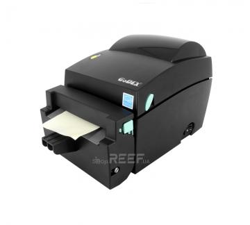 Принтер этикеток GoDEX DT4L (Linerless) с обрезчиком - 1
