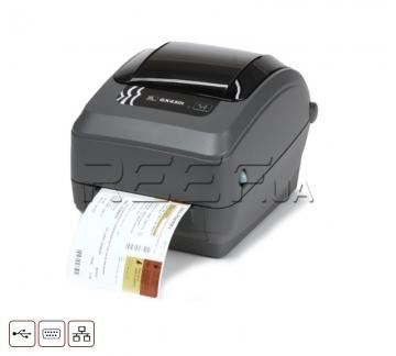 Принтер этикеток Zebra GX420d - Принтер этикеток Zebra GX420d