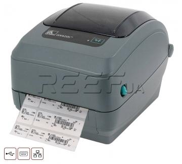Принтер этикеток Zebra GX420t - Принтер этикеток Zebra GX420t
