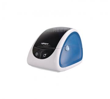Принтер этикеток и чеков HPRT LPQ80 (белый+синий) - 1