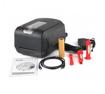 Принтер этикеток Honeywell PC42t USB (PC42TWE01013) - 6