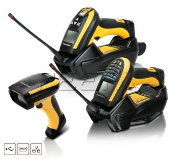 Сканер штрихкода Datalogic PowerScan PM9300 Laser - Сканер штрихкода Datalogic PowerScan PM9300 Laser