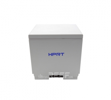Принтер чеков HPRT TP808 (USB+Ethernet+Serial) (белый) - 3