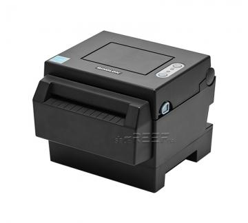 Принтер этикеток Bixolon SLP-DL410 CG с автообрезчиком - Принтер этикеток Bixolon SLP-DL410 CG с автообрезчиком