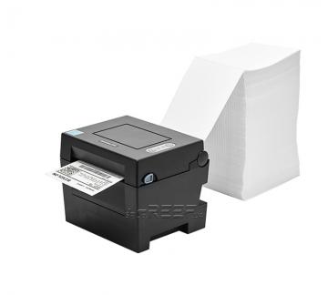Принтер этикеток Bixolon SLP-DL410 CG с автообрезчиком - 3