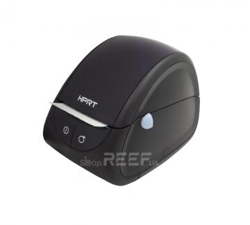 Принтер этикеток и чеков HPRT LPQ80 (чёрный) - 1