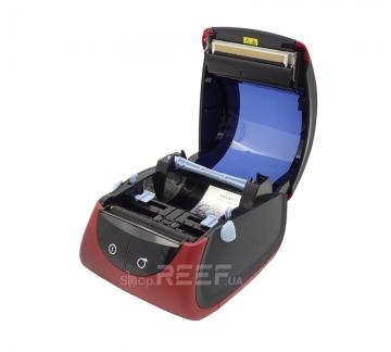 Принтер этикеток и чеков HPRT LPQ80 (красный+чёрный) - 5