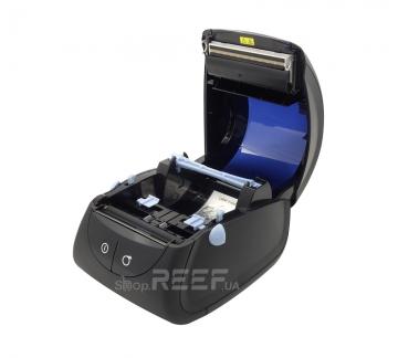 Принтер этикеток и чеков HPRT LPQ80 (чёрный) - 5