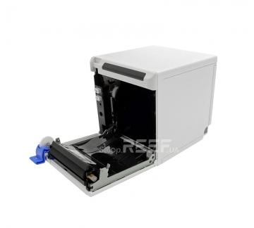 Принтер чеков HPRT TP808 (USB+Ethernet+Serial) (белый) - 7