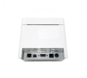 Принтер чеков HPRT TP809 (USB+Ethernet+Serial) (белый) - 5