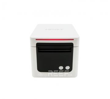 Принтер чеков HPRT TP809 (USB+Ethernet+Serial) (белый) - 2