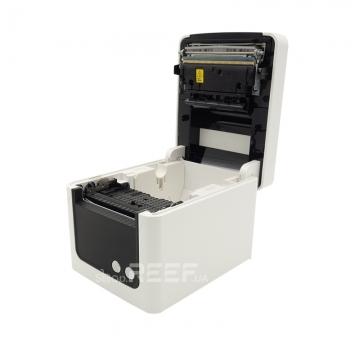 Принтер чеков HPRT TP809 (USB+Ethernet+Serial) (белый) - 6
