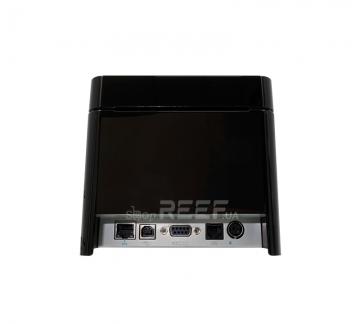 Принтер чеков HPRT TP809 (USB+Ethernet+Serial) (черный) - 5