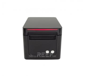 Принтер чеков HPRT TP809 (USB+Ethernet+Serial) (черный) - 2