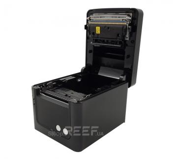 Принтер чеков HPRT TP809 (USB+Ethernet+Serial) (черный) - 6