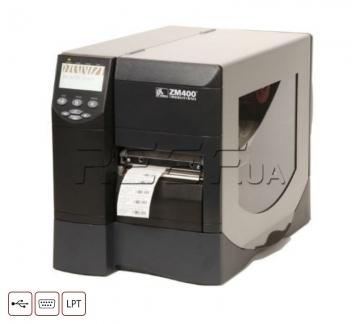 Принтер Zebra ZM400/ZM 600 - Принтер Zebra ZM400/ZM 600