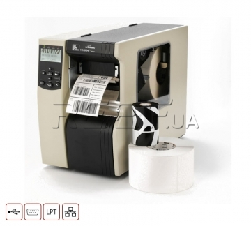 Принтер этикеток Zebra 110Xi4 - Принтер этикеток Zebra 110Xi4