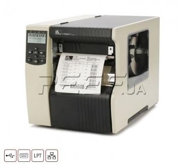 Принтер этикеток Zebra 170Xi4 - Принтер этикеток Zebra 170Xi4
