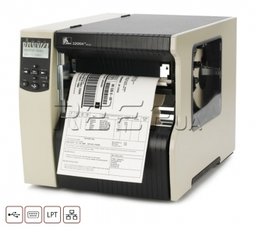 Принтер этикеток Zebra 220Xi4 - Принтер этикеток Zebra 220Xi4