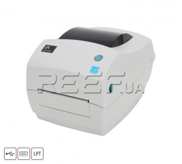 Принтер Zebra GC420t - Принтер Zebra GC420t