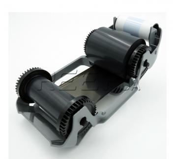 Риббон чёрный на 2000 оттисков Zebra для ZC100/ZC300 (800300-301EM) - Риббон чёрный на 2000 оттисков Zebra для ZC100/ZC300 (800300-301EM)