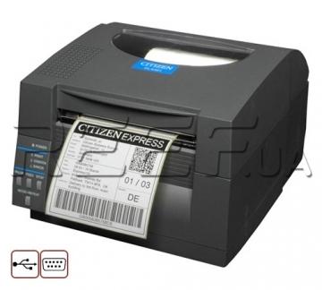 Принтер этикеток Citizen CL-S521 - 1