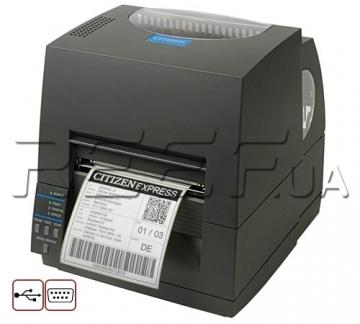 Принтер Citizen CL‑S621 - 1