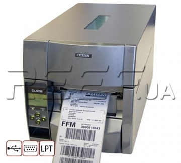 Принтер этикеток Citizen CL-S700 - 1