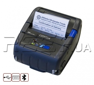 Принтер Citizen CMP-30 (Bluetooth) - 1
