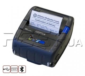 Принтер чеков Citizen CMP-30 (Bluetooth) - 1