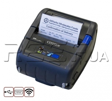 Принтер чеков Citizen CMP-30 (Wi-Fi) - 1