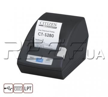 Принтер чеков Citizen CT-S280 - 1